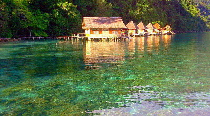 Ora Beach, Seram © Ministry of Culture and Tourism, Republic of Indonesia