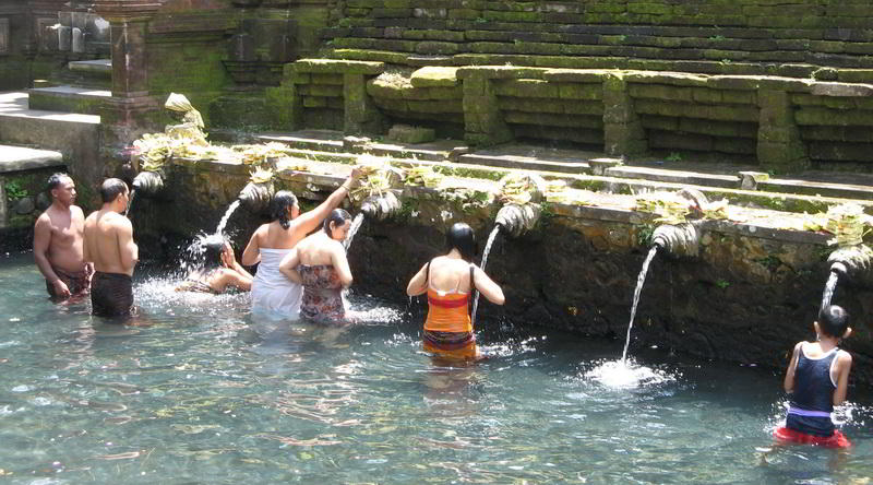 Tirta Empul Fountains