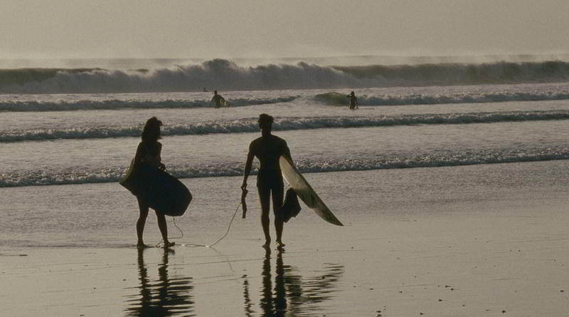 South Western Bali Beaches are Pupular for Surfers