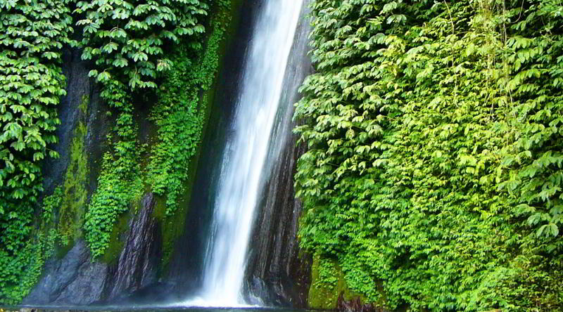 Blahmantang Waterfall