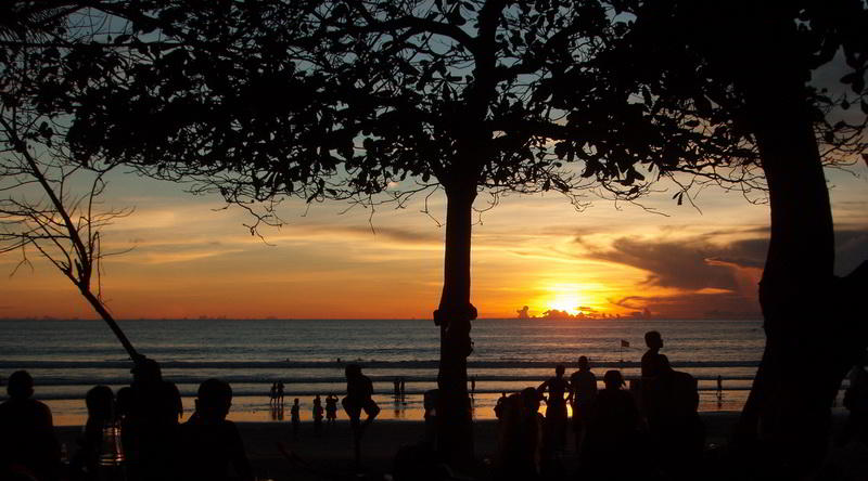 Sunset Kuta Beach © Christian Abels