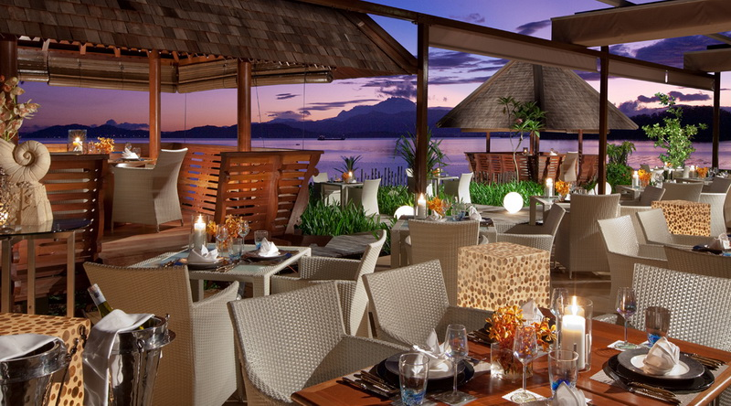 Fishermen's Cove Restaurant © Gaya Island Resort