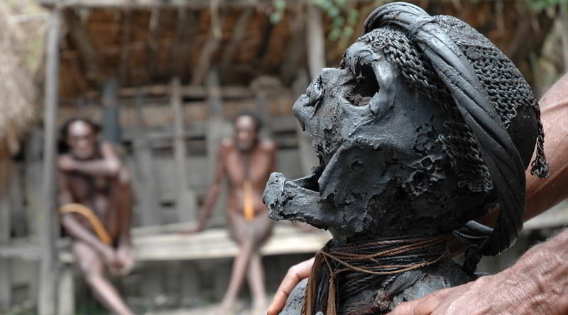 Kurulu Mummy © Baliem Valley Resort