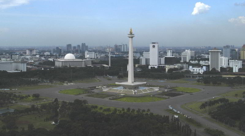 Monas in Jakarta © Ministry of Culture and Tourism, Republic of Indonesia