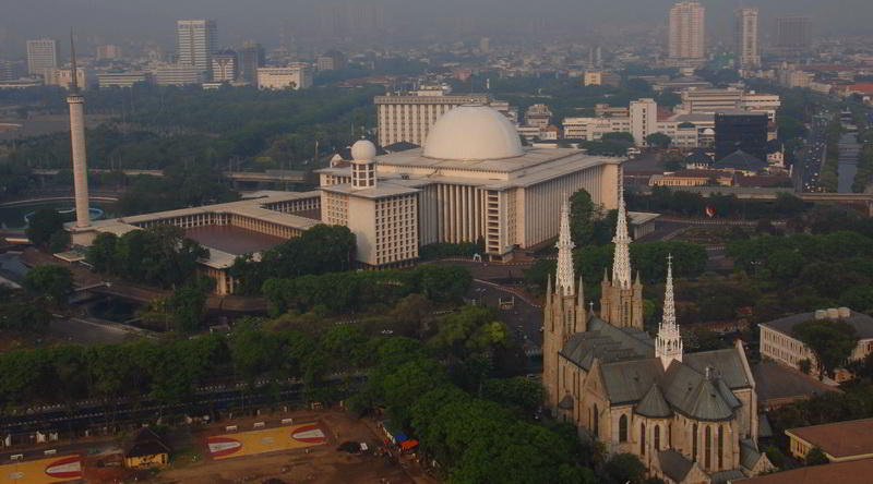 Istiqlal Mosque in Jakarta © Ministry of Culture and Tourism, Republic of Indonesia