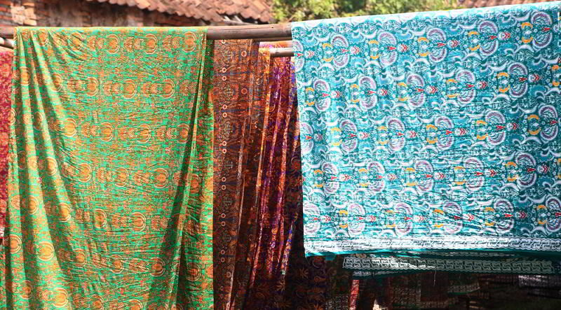 Batik aus Solo © Tourism Indonesia