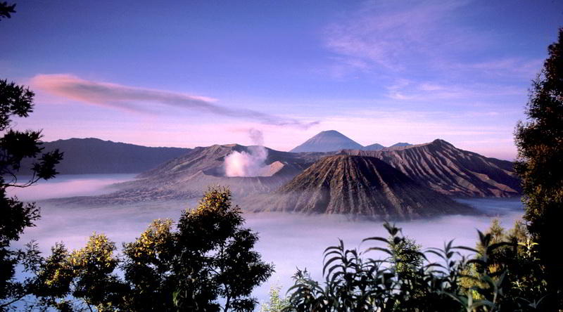 Gunung Bromo in East Jawa © Tourism Indonesia