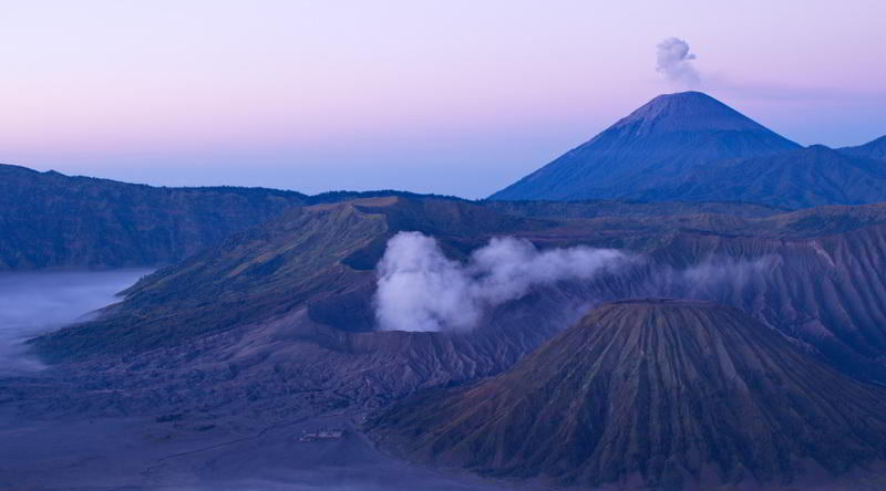 Mount Bromo, East Java © Rima Suharkat