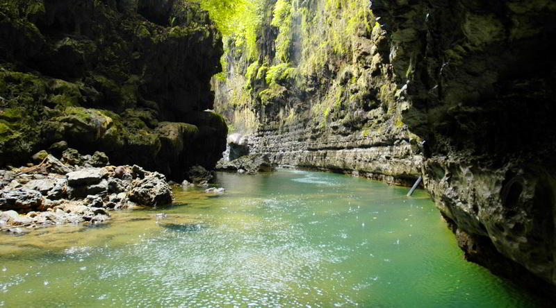 Green Canyon, Pangandaran © Ministry of Culture and Tourism, Republic of Indonesia