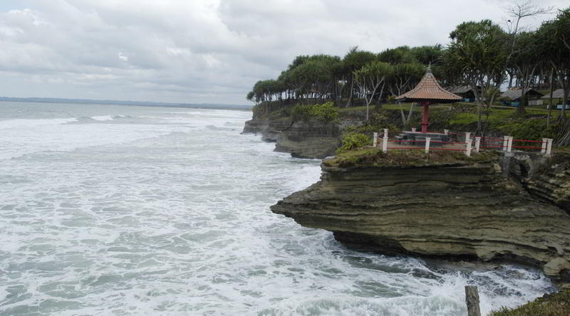 Southern coast, Java © Ministry of Culture and Tourism, Republic of Indonesia