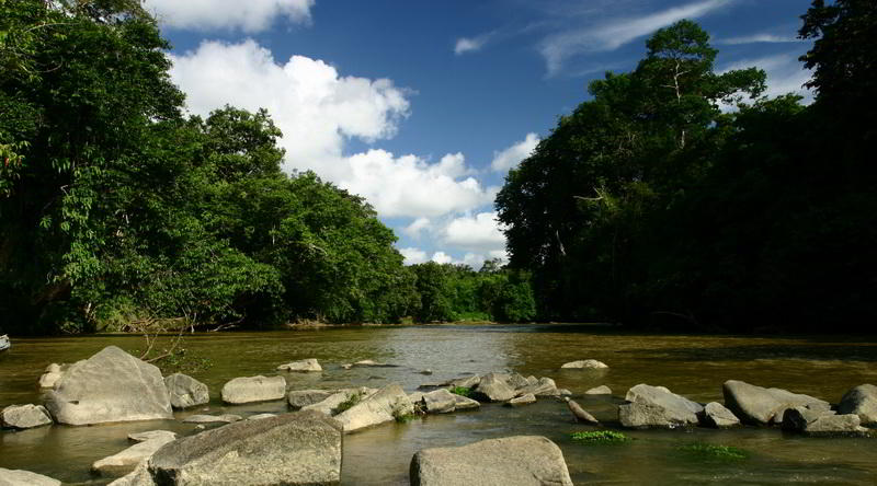 Fluss in Zentralkalimantan © Ministry of Culture and Tourism, Republic of Indonesia