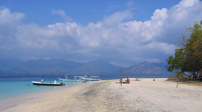 Gili Air Beach © Michael Buchholz
