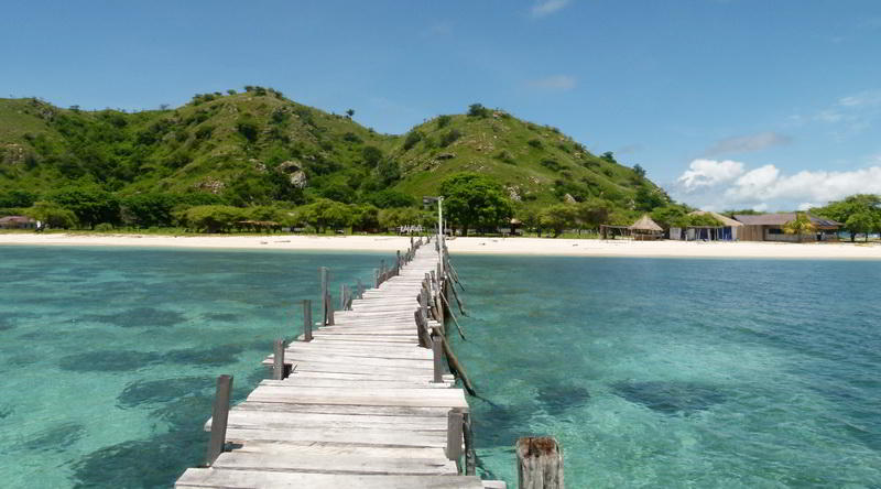 Kanawa Island, Komodo © Ministry of Culture and Tourism, Republic of Indonesia