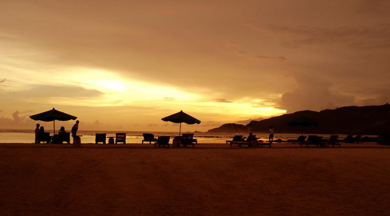 Sonnenuntergang Kuta (Lombok) © Ministry of Culture and Tourism, Republic of Indonesia
