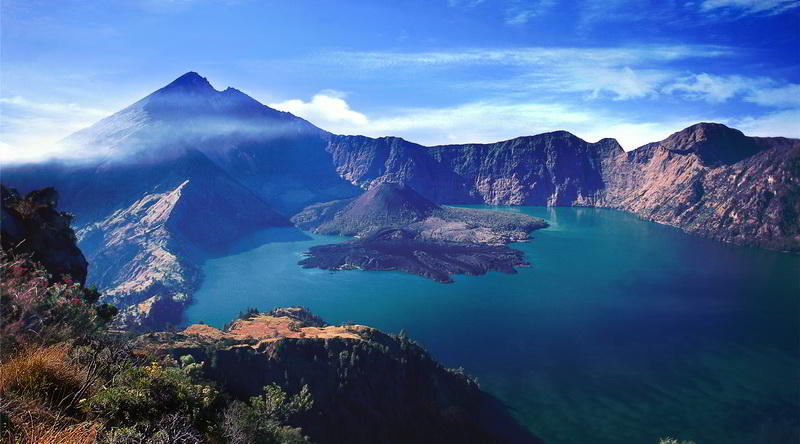 Rinjani Vulkan, Lombok © Ministry of Culture and Tourism, Republic of Indonesia
