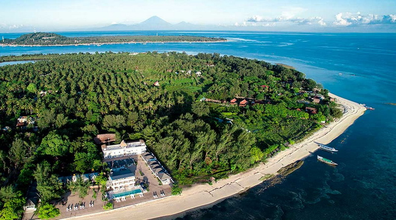 Seri Resort Gili Meno © Seri Resort