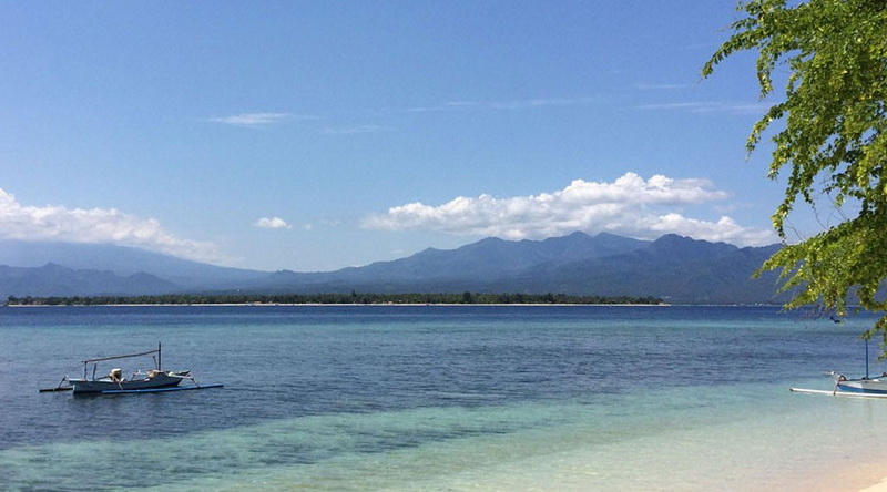 Beach View Gili Meno © Seri Resort