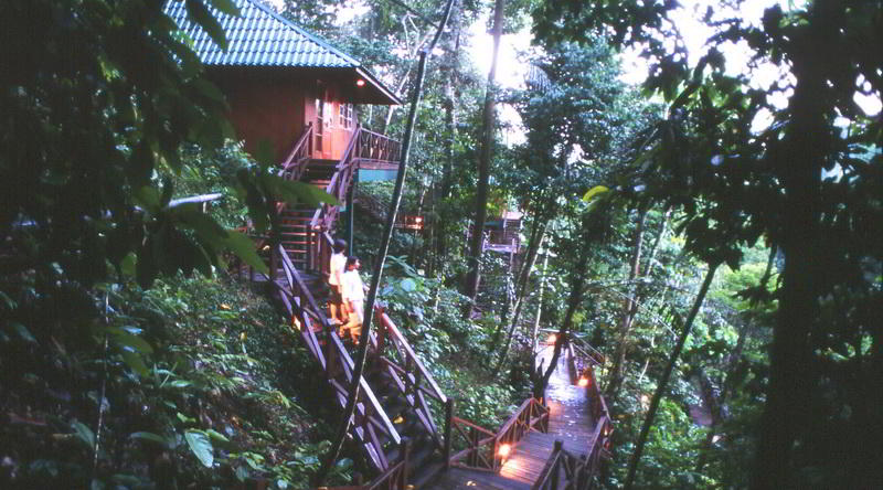 Tabin Lodge © Tabin Wildlife Reserve