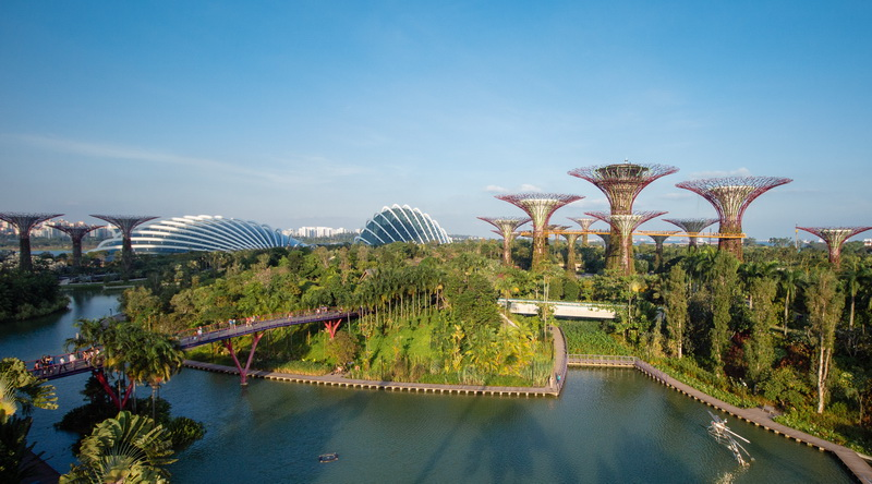 Gardens By The Bay © Singapore Tourism