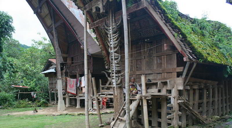 Dorf in Tana Toraja © Christopher Missling