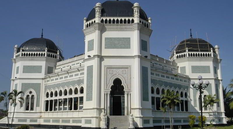 Mesjid Raja in Medan © Ministry of Culture and Tourism, Republic of Indonesia