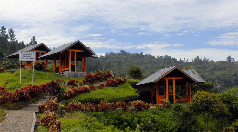 Puncak Lawang, Sumatra © Ministry of Culture and Tourism, Republic of Indonesia