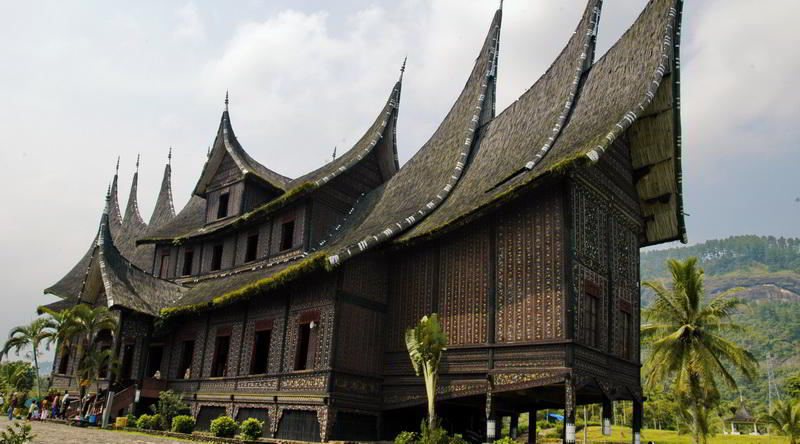 Minangkabauhaus © Ministry of Culture and Tourism, Republic of Indonesia